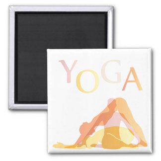 Imã Poses da ioga