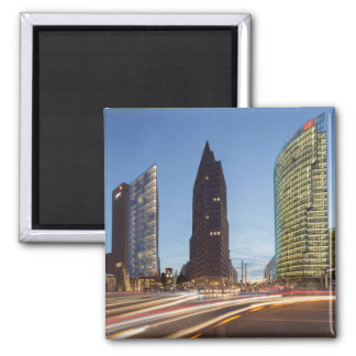 Imã Potsdamer Platz em Berlim