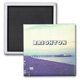 Imã Praia de Brigghton e cais, Reino Unido