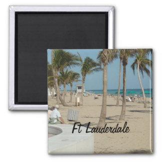 Imã Praia do Ft Lauderdale