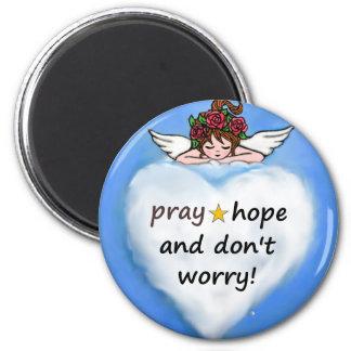Imã Pray, esperança e não se preocupe!