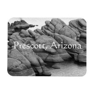 Ímã Prescott do lago Watson, AZ