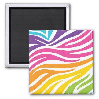 Imã Presentes coloridos do teste padrão do impressão