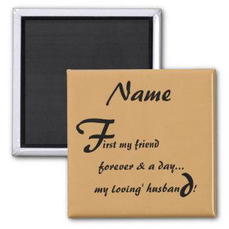 Imã Primeiramente meu Forever meu marido de Lovin