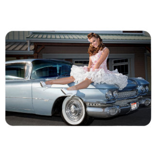 Ímã Princesa 1959 do cadillac do transportador Pin