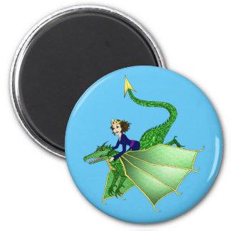 Imã Princesa Ímã do dragão