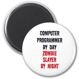 Imã Programador de computador pelo assassino do zombi