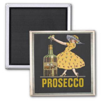 Imã Prosecco, empregada doméstica do vinho, edita o