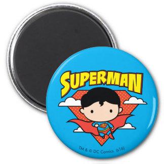 Imã Protetor e nome das bolinhas do superman de Chibi