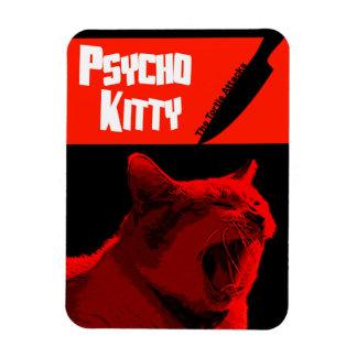 Ímã psicótico do gatinho