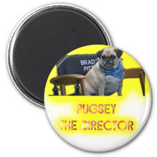 Imã Pugsley o diretor