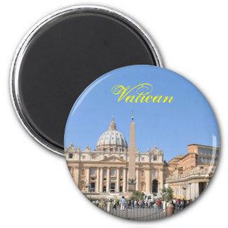 Imã Quadrado de San Pietro no vaticano, Roma, Italia