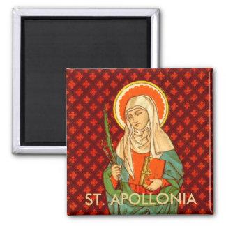 Imã Quadrado do St. Apollonia (VVP 001)