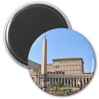 Imã Quadrado em Roma, Italia