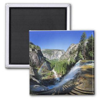 Imã Queda Vernal da parte superior - Yosemite