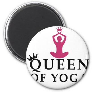 Imã rainha da coroa da ioga