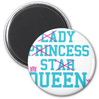 Imã Rainha da estrela da princesa da senhora