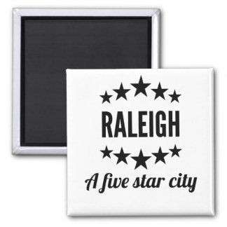 Imã Raleigh uns cinco Star City