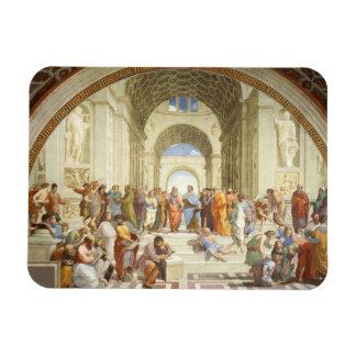 Ímã Raphael - A escola de Atenas 1511