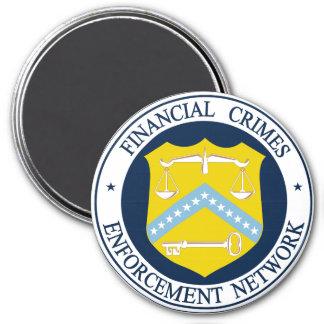 Imã Rede financeira da aplicação dos crimes