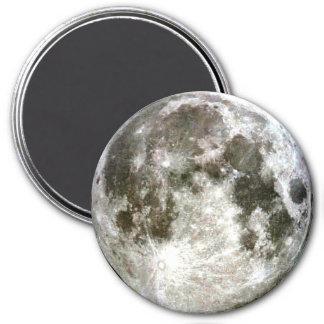 Imã Refrigerador da Lua cheia