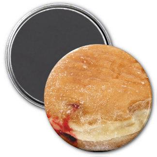 Imã Refrigerador da rosquinha da geléia ou ímã do