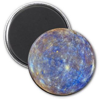 Imã Refrigerador de Mercury do planeta ou ímã do