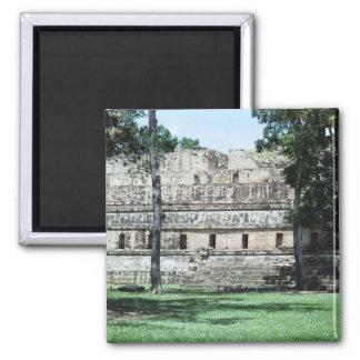 Imã Refrigerador maia da cor de Honduras das ruínas