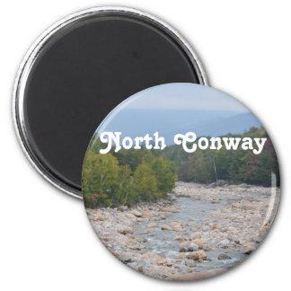 Imã Região selvagem norte de Conway