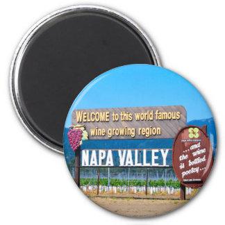 Imã Região vinícola de Napa Valley