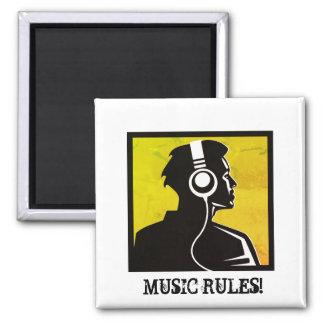 Imã Regras da música