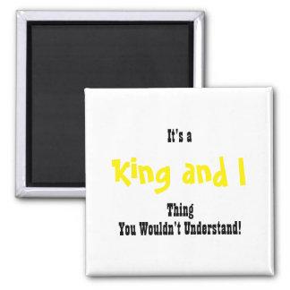 Imã Rei e ímã de I
