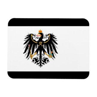 Ímã Reino Preussen estandarte de nacional