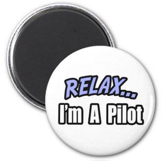 Imã Relaxe, mim são um piloto