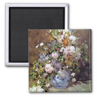 Imã Renoir - buquê do primavera