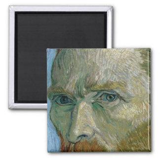 Imã Retrato de auto de Vincent van Gogh |, 1889