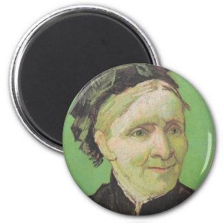 Imã Retrato de Vincent van Gogh da arte da mãe do