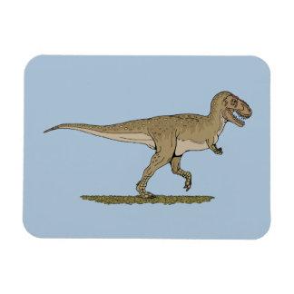 Ímã Rex do tiranossauro