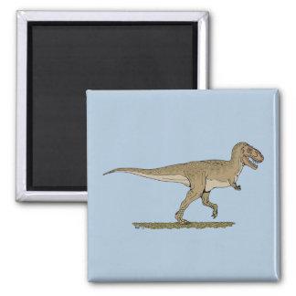 Imã Rex do tiranossauro