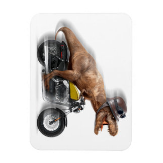 Ímã Rex dos motocicleta-tiranossauros-t do rex de T -
