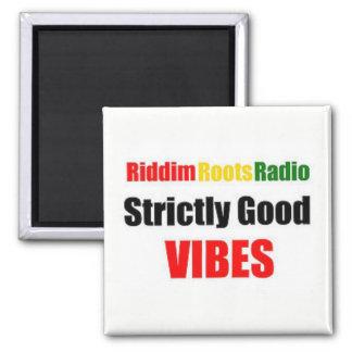 Imã Riddim enraíza restrita o bom ímã de rádio das