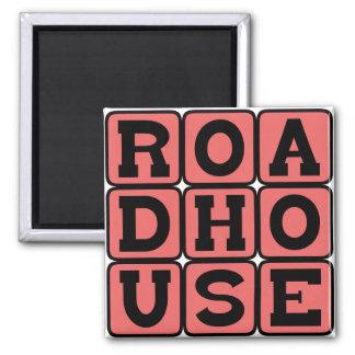 Imã Roadhouse, clube da estrada do condado