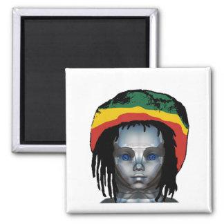 Imã Robótica Rastafarian