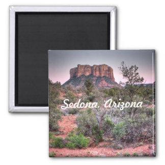 Imã Rocha Sedona de Bell, arizona
