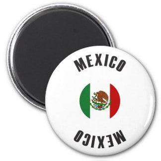 Imã Roda da bandeira de México