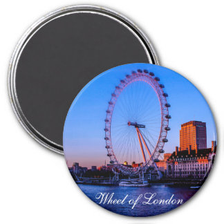 Imã Roda do ímã do refrigerador de Londres