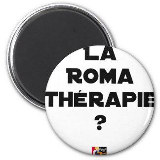 Imã ROMA TERAPÊUTICA? - Jogos de palavras - François