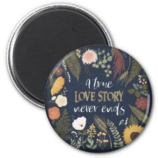Imã Romance V | que do outono Love Story verdadeiro