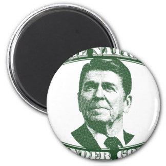 Imã Ronald Reagan uma nação sob o deus