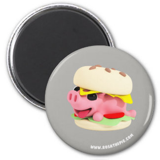 Imã Rosa the Pig is a Burger